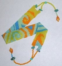 Summer Surf Anklet