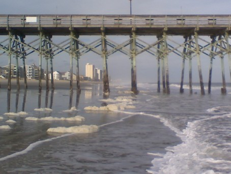Garden City Pier (February 11, 2009)