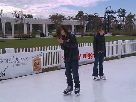 Myrtle Beach Ice Skating