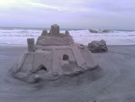 Garden City Sand Castle